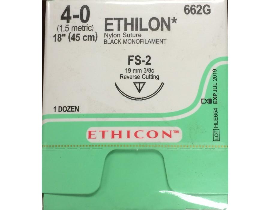 Ethicon Nylon 119
