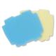 Jordco EndoRing® FileCaddy® Foam Insert Refills 12pk-Combo