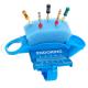 Jordco EndoRing® II Hand-held Endodontic Instrument - WITH METAL RULER - Blue