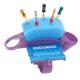 Jordco EndoRing® II Hand-held Endodontic Instrument - WITH METAL RULER - Violet