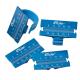 Jordco e-Ruler® Endodontic File Measuring Ruler with Rubber stop lock