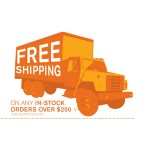 Free Shiping on any Orders over $250